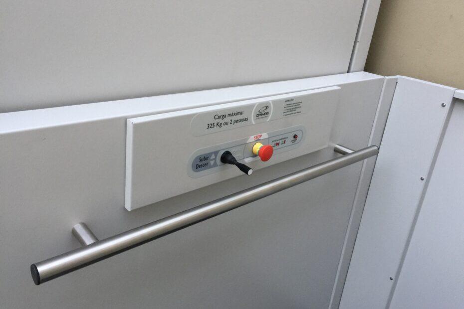 Cabina elevador - infosalvaescaleras